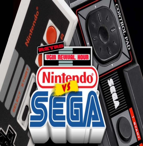 STAGE 27: Sega Master System VS Nintendo Entertainment System