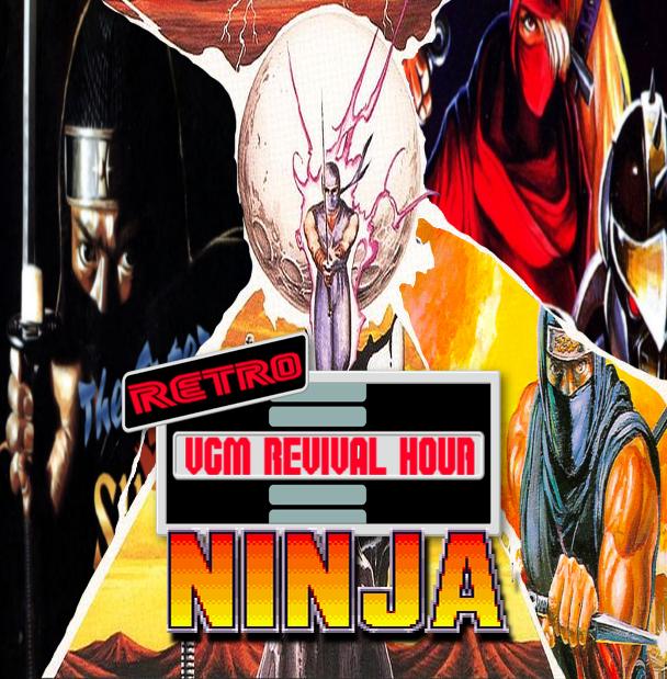 STAGE 30: Ninjas