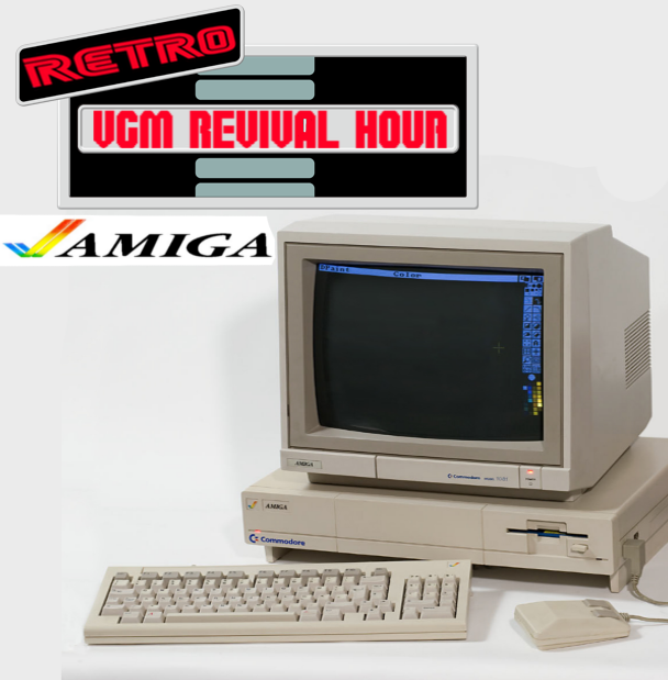 STAGE 47: Commodore Amiga