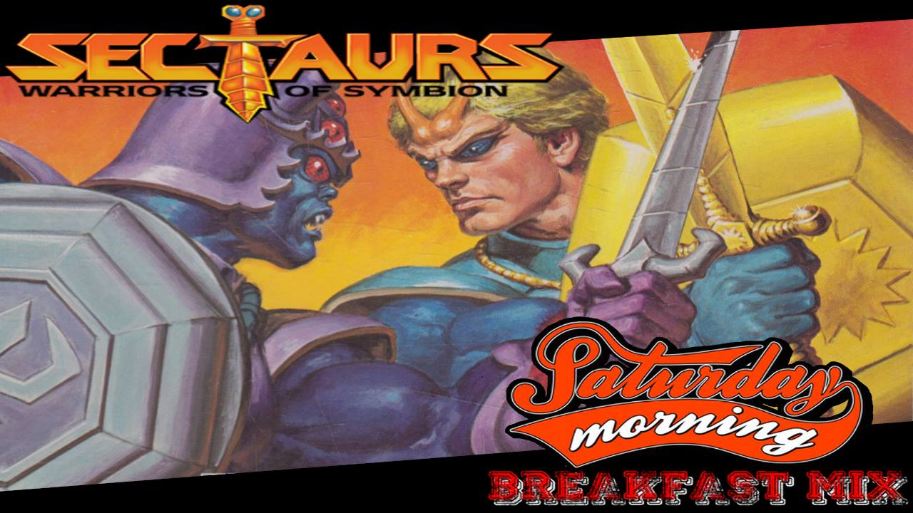 Saturday Morning Breakfast Mix – SECTAURS: Warriors of Symbion