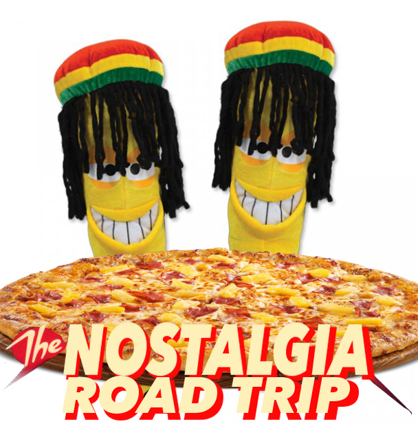 Episode 181: A Rastafarian Banana Looks and Judges Upon Your Pizza Topping Life Decisions