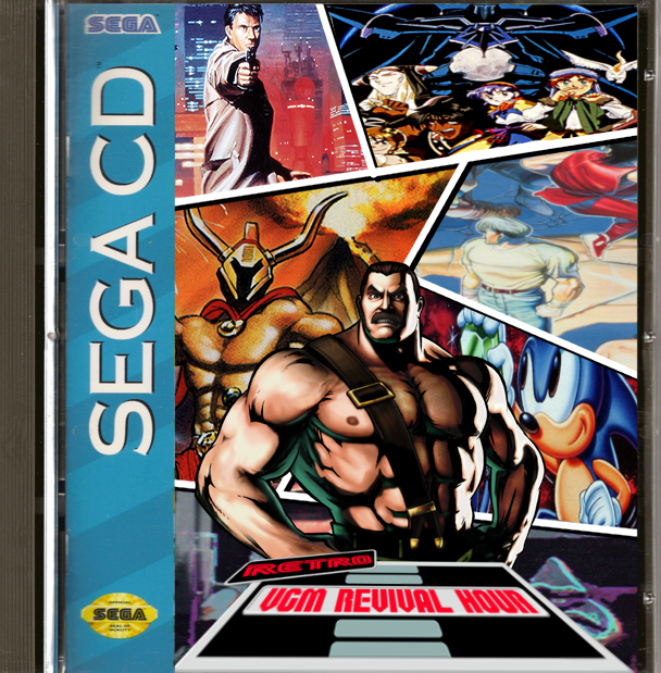 STAGE 55: The SEGA CD