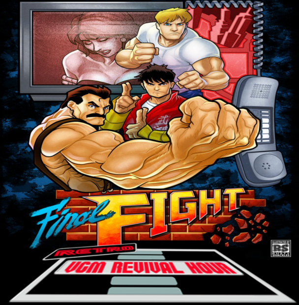 STAGE 59: Final Fight Tribute