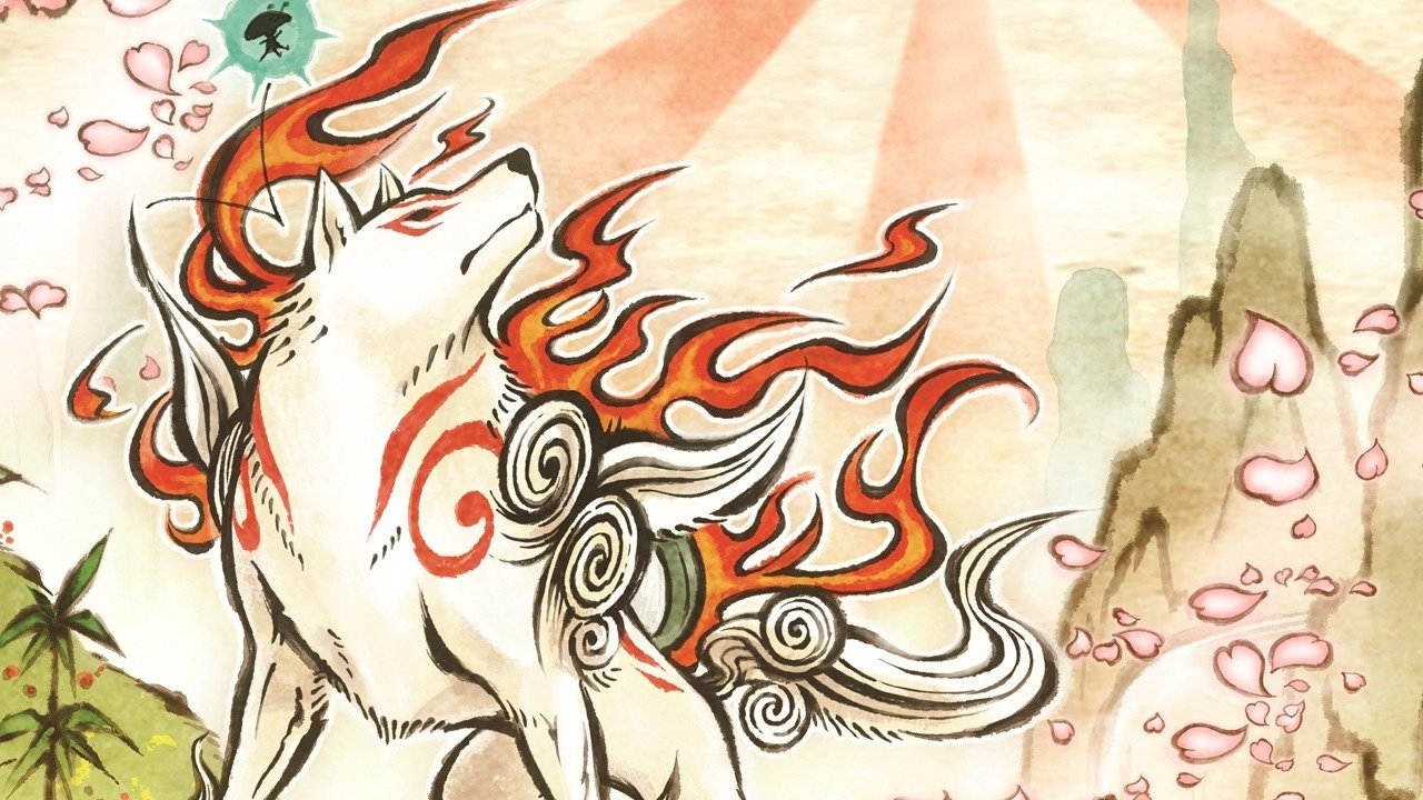 Gaming Retrospectives: Ōkami – Art, Nature, Myth, Beauty