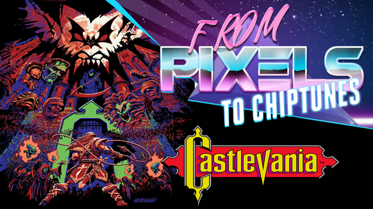 From Pixels to Chiptunes: CASTLEVANIA