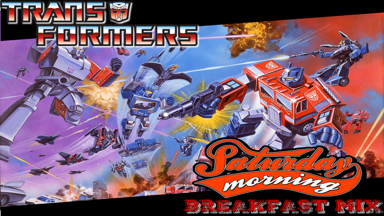 Saturday Morning Breakfast Mix – Transformers