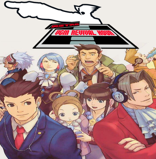 STAGE 69: The Ace Attorney Series